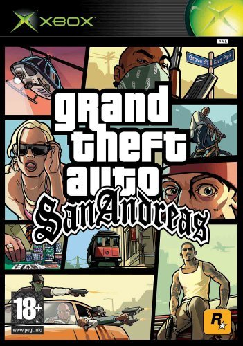 gta san andreas photo jeu